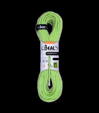 طناب دینامیک بئال Beal STINGER III 9.4mm 50m DryCover Unicore